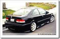 Honda Civic Coupe '96