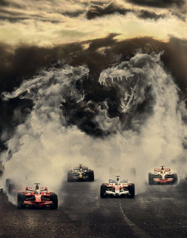 Ferrari Red Bull Toyota McLaren
