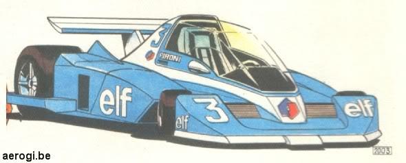 2000 Tyrrell