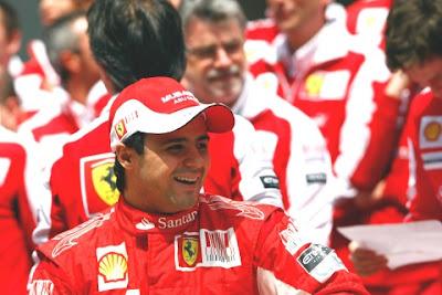 Фелипе Масса Ferrari