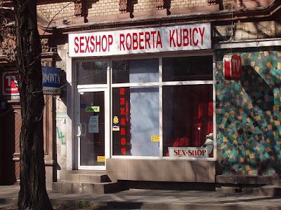 Сексшоп Роберта Кубицы