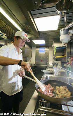 Шеф-повар Камуи Кобаяши 2