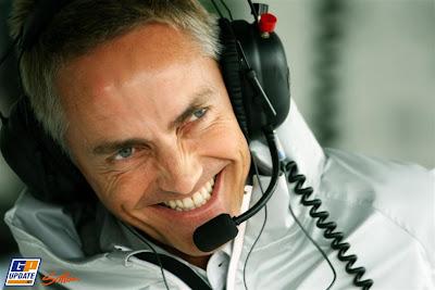 Мартин Уитмарш на Гран-при Германии 2010