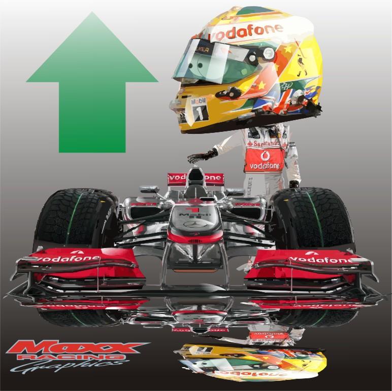 Льюис Хэмилтон возвращается в лидеры после Гран-при Бельгии 2010