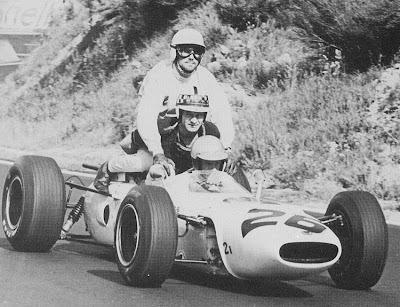 Ричи Гинтер на Гран-при Франции 1965