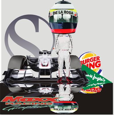 Педро де ла Роса покидает Sauber Maxx Racing