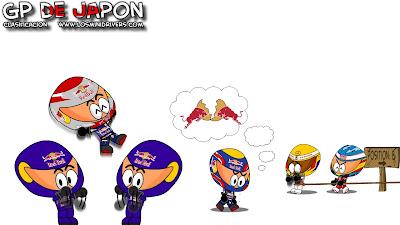 итоги квалификации на Гран-при Японии 2010