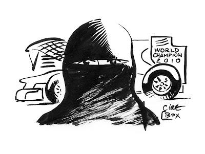 судьба титула решится на Гран-при Абу-Даби 2010