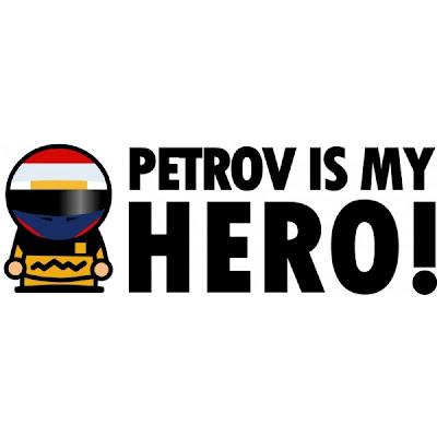 Виталий Петров Petrov is my here Гран-при Абу-Даби 2010