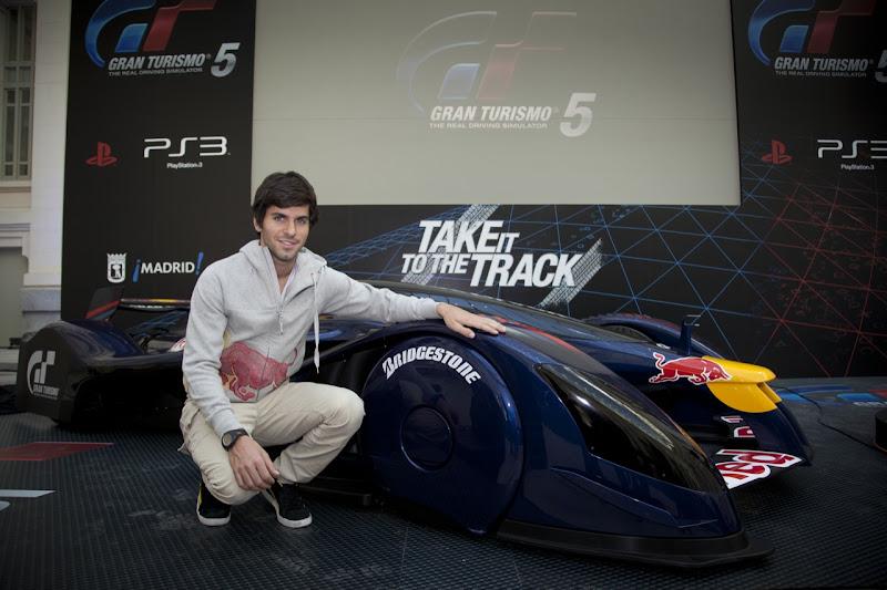 Хайме Альгерсуари и Red Bull X1