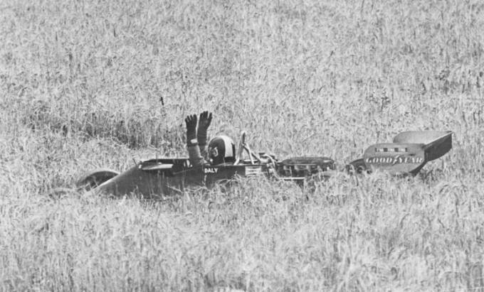 Дерек Дэли Ensign Остеррайхринг Гран-при Австрии 1978