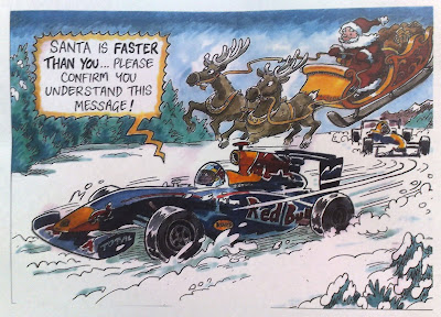 Santa is faster than you please confirm you understand this message