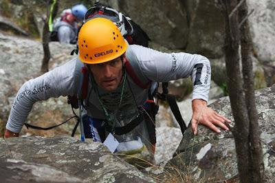 Марк Уэббер в Тасмании