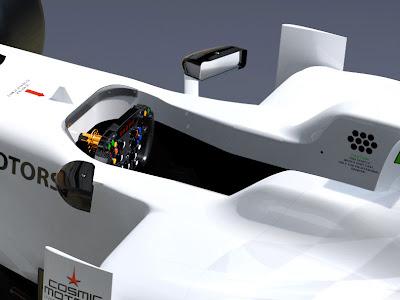 кокпит HRT F111
