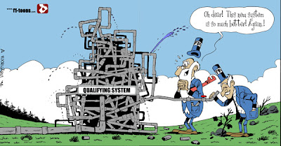 комикс FIA снова меняет квалификационную систему