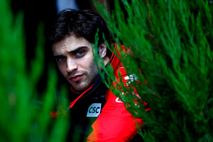 Жером Д Амброзио на Гран-при Австралии 2011