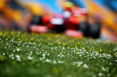 Жером Д'Амброзио Marussia Virgin на трассе Истамбул-Парка Гран-при Турции 2011