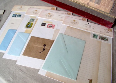 Write Me a Letter kits