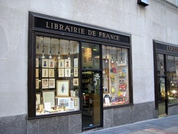 Librarie de France