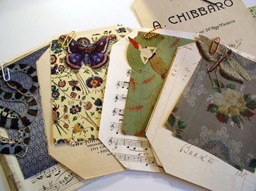Scrap Journal covers