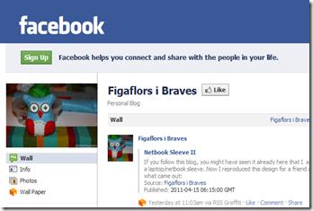 FIgaflors i Braves Facebook