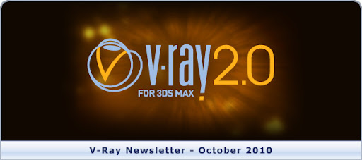 Software V-Ray 2.0 for 3ds Max