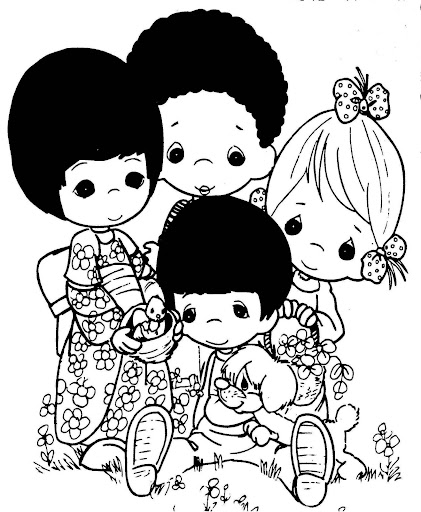 Day of the Race coloring page