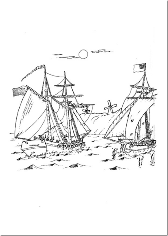 Navy coloring pages
