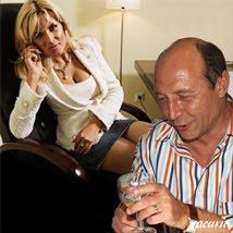 Basescu Udrea funny photo