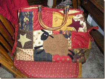 Marla's bag