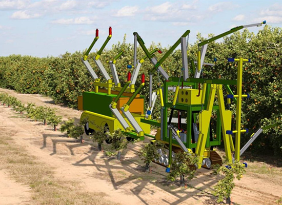 Agrobots