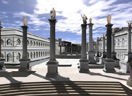 Rome Reborn 1.0