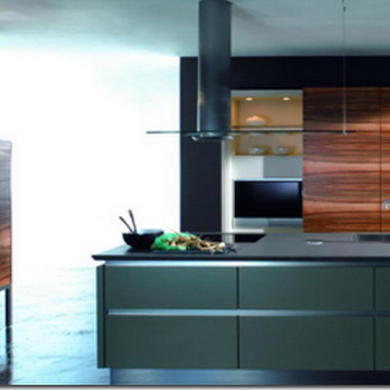 Modern Kitchen Design in Vancouver
