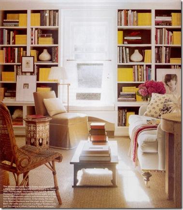 Elle Decor 2007 Laird Residence Bilhuber Designer1