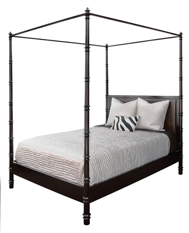Four Poster Canopy Bed Oly