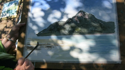 Lynn Onley Porteau Cove 2010