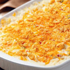 Fall Harvest Potato Casserole