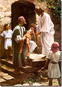 Jesus el Sanador