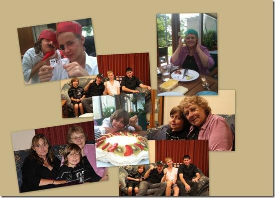 Xmas 2010 collage