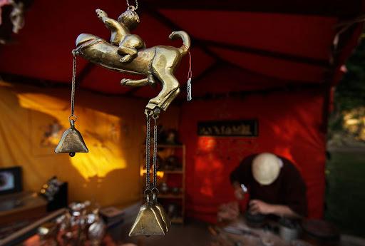 Artifex, artesans i artesania en el m—n romˆ, Erik Kšnig, Aurificina Treverinca (Alemanya), Tˆrraco Viva, El festival romˆ de Tarragona, XI edici—, festival de divulgaci— hist˜rica, Tarragona, Tarragons, Tarragona