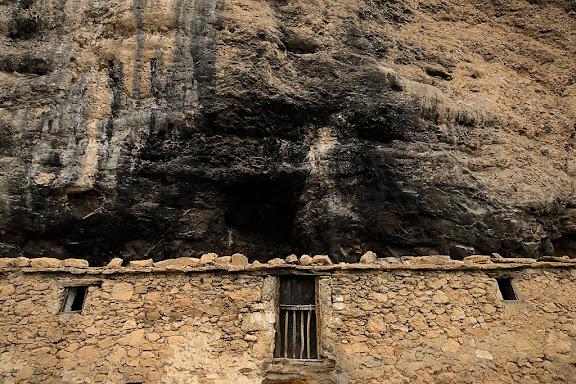 Ca la Rita, roca de Canalda, Odn, Solsons, Lleida