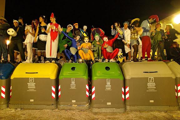 Rua de l'Extermini, Carnaval de Sitges, Sitges, Garraf, Barcelona
