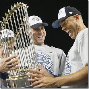 World Series Trophy 2009