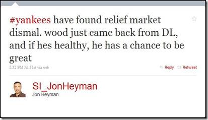 heyman tweet