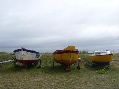 3艘のボート