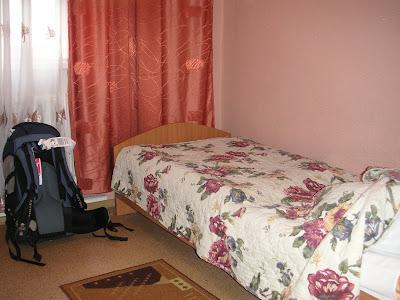ホテルモネロンの客室