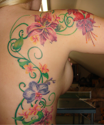 I really want a tattoo, and whenever I watch Miami Ink,