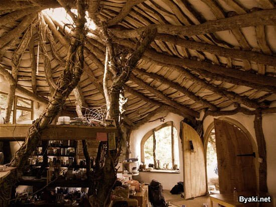 casa replica de hobbit  (11)