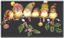 pajaritos navidad (15)