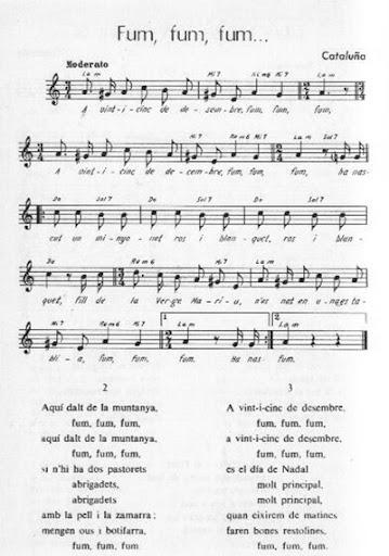 partituras para flauta. Partitura para flauta Fum,